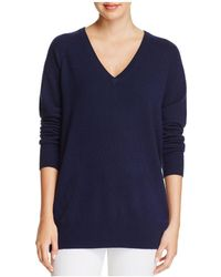 Equipment - Asher V-neck Cashmere Sweater - Lyst