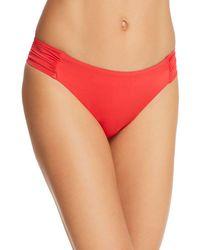 Trina Turk - Getaway Solids Bikini Bottom - Lyst