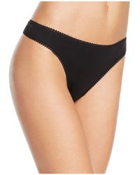 On Gossamer - Cabana Stretch Cotton Hip G-string - Lyst