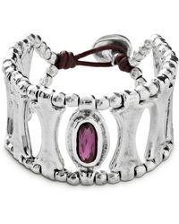 Uno De 50 - Guardian Bracelet - Lyst