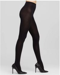 Hue - Thermalux Opaque Tights - Lyst