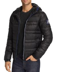 Scotch & Soda - Quilted Primaloft® Puffer Jacket - Lyst