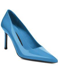 Via Spiga - Nikole (black Patent) Women's Shoes - Lyst