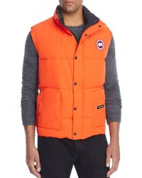 Canada Goose hats outlet store - Canada goose Freestyle Vest in Green for Men (Classic Camo)   Lyst