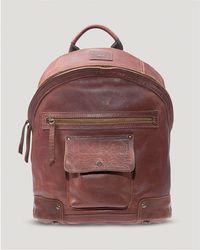 Will Leather Goods - Silas Backpack - Lyst