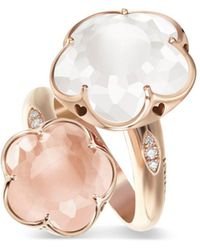 Pasquale Bruni - Rose Quartz And Diamonds - Lyst