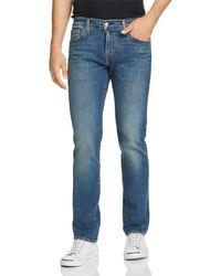 Levi's - 511 Slim Fit Jeans In Orinda - Lyst