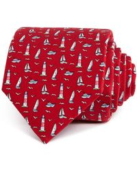 Vineyard Vines - Montauk Lighthouse Classic Tie - Lyst