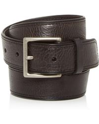 Frye - Sam Leather Belt - Lyst