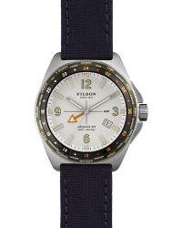 Filson | The Journeyman Gmt Watch, 44mm | Lyst