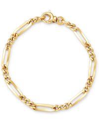 Bloomingdale's - Link Chain Bracelet In 14k Yellow Gold - Lyst
