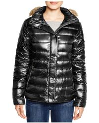 Marmot - Hailey Hooded Puffer Jacket - Lyst