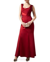 Phase Eight - Honesty Scuba Gown - Lyst