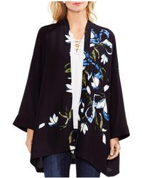 Vince Camuto - Floral-printed Kimono - Lyst