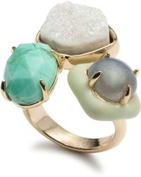 Alexis Bittar - Cluster Cocktail Ring - Lyst