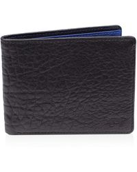 Will Leather Goods - Reveal Billfold Wallet - Lyst