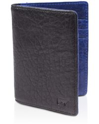 Will Leather Goods - Reveal Flip Front Pocket Wallet - Lyst