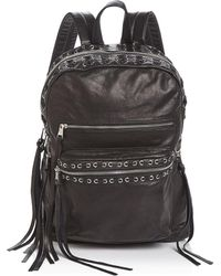 Ash - Billy Small Stitched Backpack - Lyst