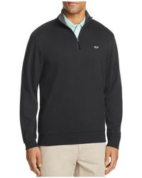 Vineyard Vines - Quarter Zip Jersey Sweatshirt - Lyst