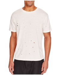 Chapter - Speck Destroyed Tee - Lyst