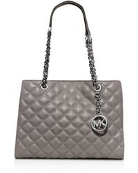 Michael Kors - Susannah Medium Tote - Lyst
