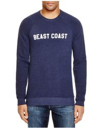 Sub_Urban Riot - Suburban Riot Beast Coast Sweatshirt - Lyst