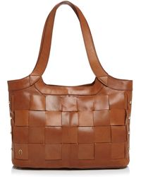 Etienne Aigner - Jerry Woven Tote - Lyst