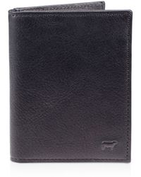 Will Leather Goods - Cyrus Vertical Card Case - Lyst