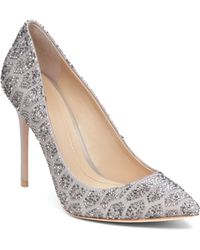 750638a4017 Imagine Vince Camuto - Olivier Embellished Pointed Toe Court Shoes - Lyst