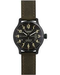 Filson - The Mackinaw Field Watch, 43mm - Lyst