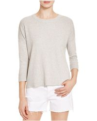 FRAME - Le Boxy Jumper - Lyst