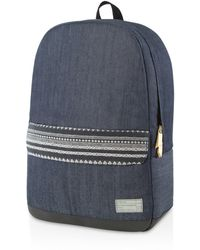 Hex - Echo Print Backpack - Lyst