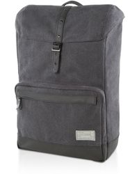 Hex - Coast Waxed Canvas Backpack - Lyst