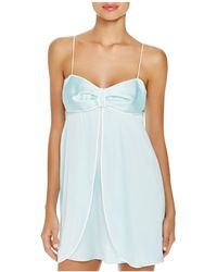 Kate Spade - Big Bow Chemise - Lyst