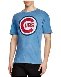 Red Jacket - Chicago Cubs Brass Tacks Tee - Lyst