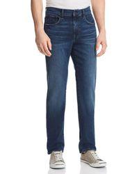 Joe's Jeans - Straight Fit Jeans In Belding - Lyst