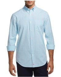 Vineyard Vines - The Marls Tattersall Regular Fit Button-down Shirt - Lyst