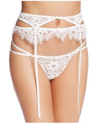 For Love & Lemons - Kate Garter Belt - Lyst