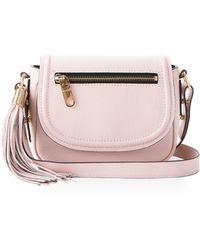MILLY - Astor Mini Saddle Bag - Lyst