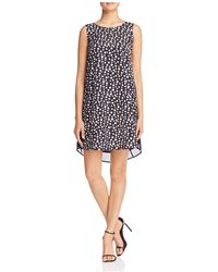 Finity - Polka Dot Swing Dress - Lyst