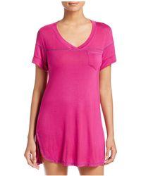 Honeydew Intimates - All American Rib Sleepshirt - 100% Bloomingdale's Exclusive - Lyst