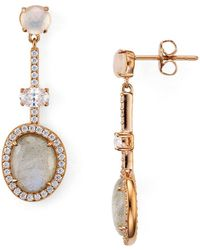 Nadri - Ravello Short Drop Earrings - Lyst