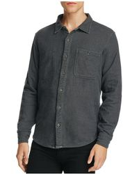 Blank NYC - Rustic Regular Fit Button-down Shirt - Lyst