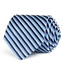 W.r.k. - Melange University Stripe Classic Tie - Lyst