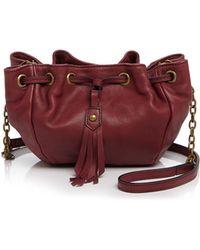 Treesje - Elise Mini Drawstring Bucket Bag - Bloomingdale's Exclusive - Lyst