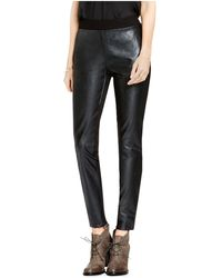 Two By Vince Camuto - Two By Vince Camtuo Faux Leather Leggings - Lyst