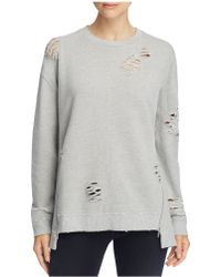Joe's Jeans - Lyndon Distressed Pullover - Lyst