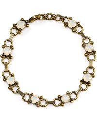 Sorrelli - Crystal Tennis Bracelet - Lyst