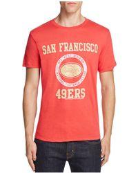 Junk Food - San Francisco 49ers Tee - Lyst