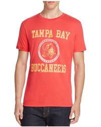 Junk Food - Tampa Bay Buccaneers Tee - Lyst